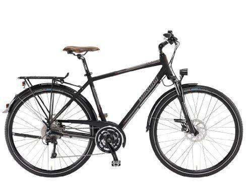 Mod 2013 Winora Jamaica 6.3 Herren Trekkingrad UVP 1299 Euro 30-Gang XT Bike schwarz/anthrazit matt Rahmengrösse siehe Auswahlfeld (Rahmengrösse 48)