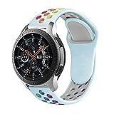 Banda De Reloj De 20 Mm / 22 Mm Para Samsung Galaxy Watch 3 /...