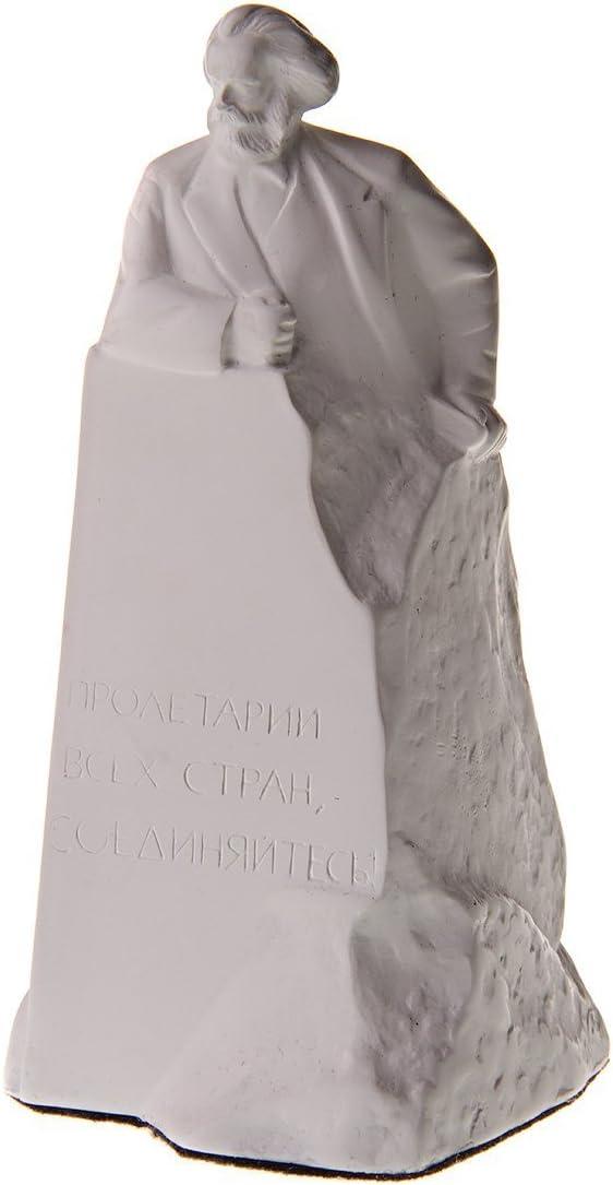 danila-souvenirs German Philosopher Socialist Karl Marx Marble B