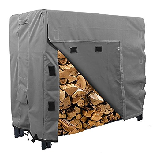 Our #2 Pick is the Khomo Gear Titan Series Heavy Duty Log Rack Cover