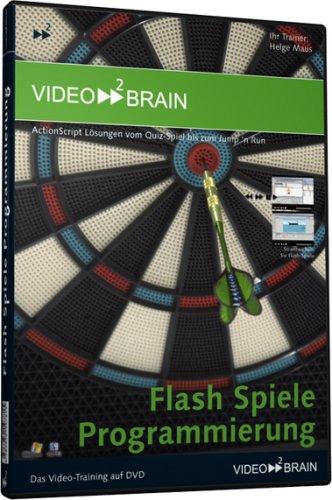 Flash Spieleprogrammierung (DVD-ROM)