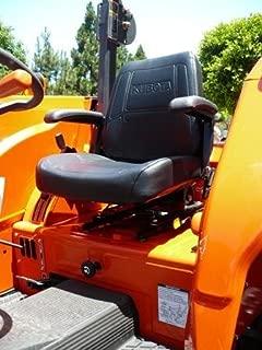 Durafit Seat Covers, KU07 MC2 Camo Kubota Seat Covers for tractor M4700, M4900, M5400, M5700, M6800, M8200, M9000 or seat number 3A011-85010 NON-CAB Versions only