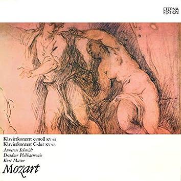 Mozart: Klavierkonzerte No. 24 & 25