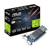 ASUS GeForce GT 710 1GB GDDR5 HDMI VGA DVI Graphics Card (GT710-SL-1GD5-BRK) (Renewed)