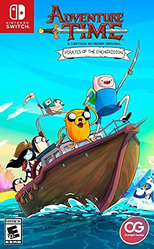 Adventure Time: Pirates of The Enchiridan [Import]