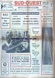 SUD OUEST [No 8348] du 02/07/1971 - LA GRANDE MIGRATION A COMMENCE SOUS LE SOLEIL -...