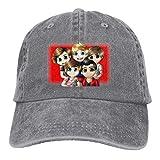 shenguang N-W-A Unisex Flex-fit Sombrero Hip Hop Gorra de béisbol Sombrero para el Sol Gorra para Exteriores