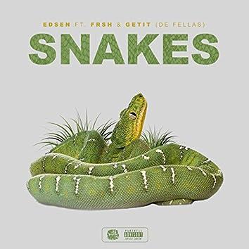 Snakes (feat. Frsh & Getit)