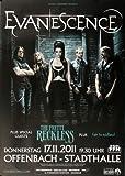 Evanescence - Twilight, Offenbach 2011 »
