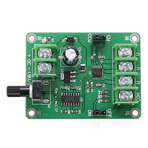 BianchiPamela 5V-12V Dc Brushless Motor Driver Board Controller for Hard Drive Motor 1.8A