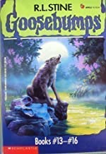 Goosebumps Boxed Set, Books 13 - 16:  Piano Lessons Can Be Murder, The Werewolf of Fever Swamp, You Can't Scare Me!, and One Day at HorrorLand