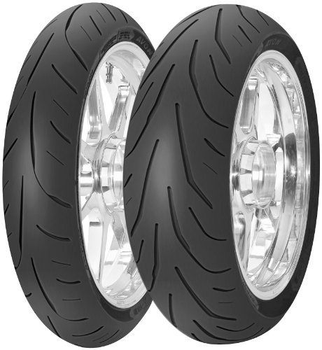Avon Tyres AV80 3D Ultra Sport Tire Rear 190/50ZR-17 4530015