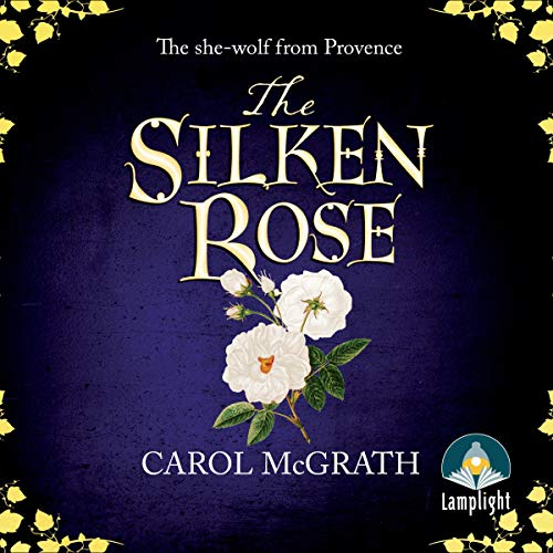 The Silken Rose audiobook cover art