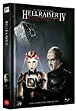 Hellraiser 4 - Bloodline - Uncut/Limited Workprint Edition/Mediabook  (+ Bonus-DVD) [Blu-ray]