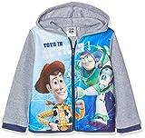 Disney HS1472 Sudadera, Gris (Grey Grey), 8 años para Niños
