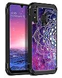 YINLAI Samsung Galaxy A50 Case Samsung A30 Case Samsung A20