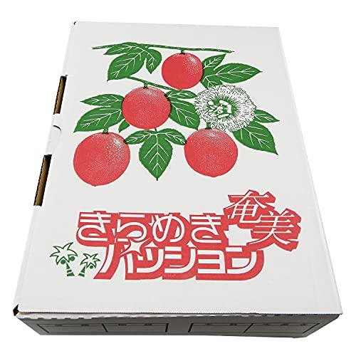 徳之島産 パッションフルーツ 1Kg (10~12玉)奄美諸島徳之島産