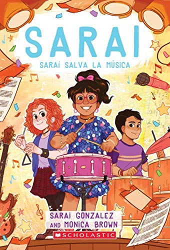 Saraí salva la música (Sarai Saves the Music) (Spanish Edition) - Kindle  edition by Gonzalez, Sarai, Brown, Monica. Children Kindle eBooks @  Amazon.com.
