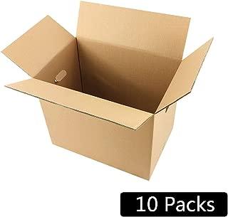 400 cartoni 250 x 250 x 100 mm scatola imballaggio spedizione pacchetto box