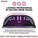 Zoom IMG-2 arikaree lampada led unghie professionale