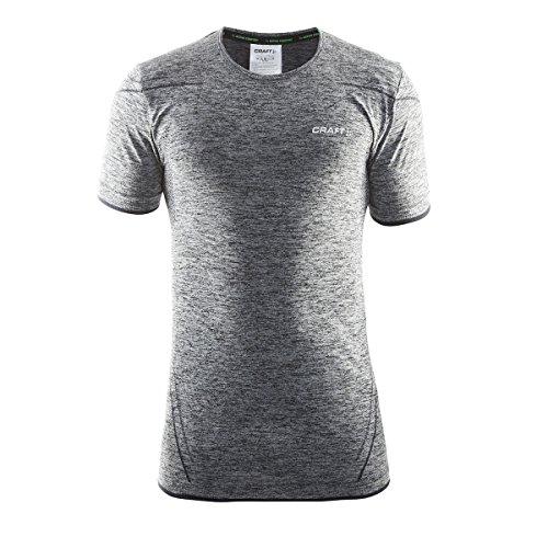 Craft Herren Unterhos'Active Comfort Short Sleeve L schwarz - schwarz