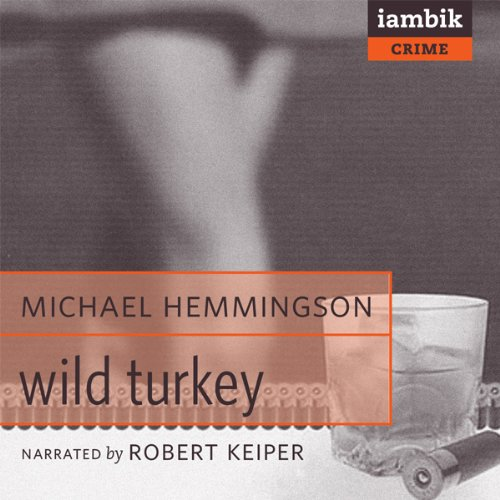 Wild Turkey audiobook cover art