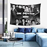 C Xia One Direction Four Tapestry Home Decor Wall Hanging for Living Room Bedroom Dorm 60' X 40 Inches