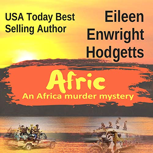 Afric audiobook cover art