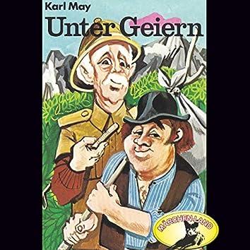 Unter Geiern (Hörspiel Edition)