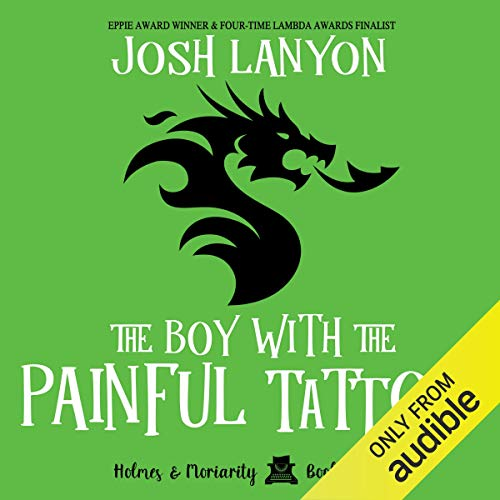 Couverture de The Boy with the Painful Tattoo