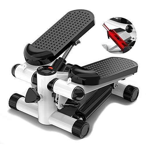 QQLK Mini Stepper Fitness - Up-Down-Stepper - Home Trainer con Display Multifunzione Movimento...
