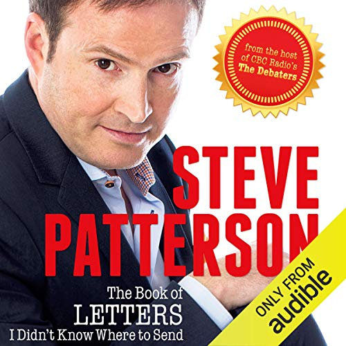 The Book of Letters I Didn't Know Where to Send audiobook cover art