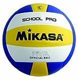 Mikasa MG School Pro Ballon de beach-volley Multicolore Taille 5