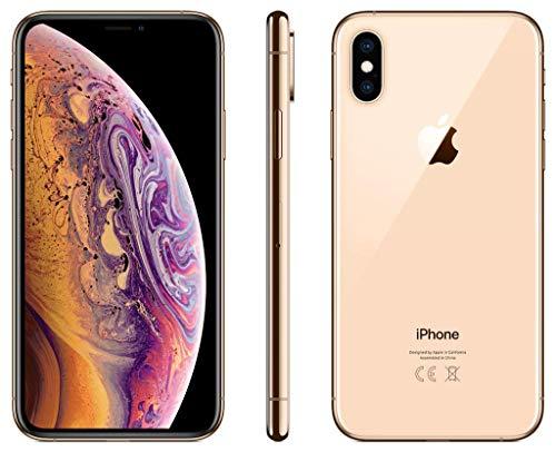 Apple iPhone XS, 512GB - Gold (Generalüberholt)