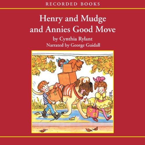 Henry and Mudge and Annie's Good Move audiobook cover art