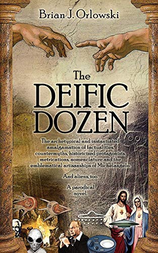 Book: Deific Dozen by Brian Orlowski