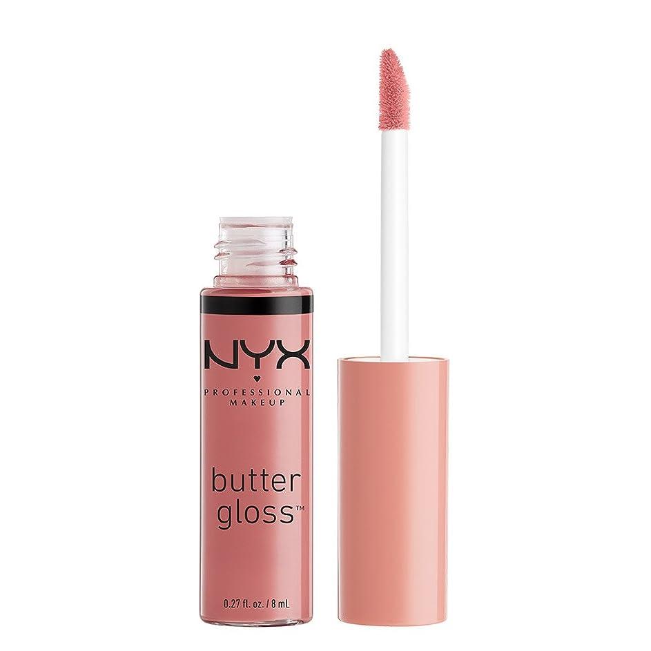 スクラップお香きょうだいNYX(ニックス) バター グロス 07 カラーティラミス