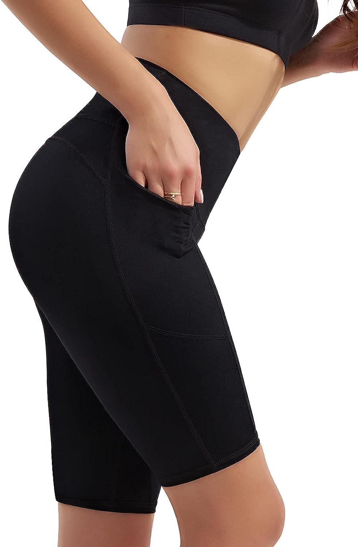 Zengjo Biker Workout Women for Shorts 5 half ☆ very popular