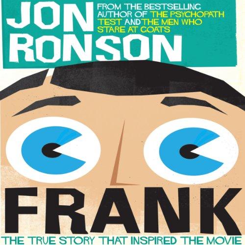 Frank audiobook cover art