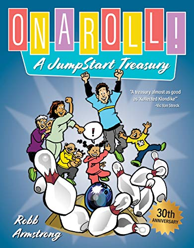 On a Roll!: A JumpStart Treasury (English Edition)