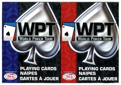 World Poker Tour - Single Deck of Playing Cards