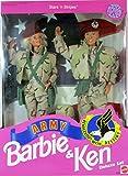 Star 'N Stripes ARMY Barbie & Ken Deluxe Set