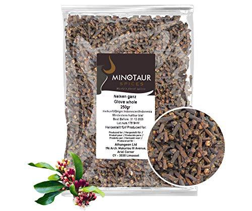 Minotaur Spices | Chiodi di Garofano Interi | 2 X 250g (500 g)