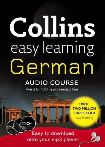 German (Collins Easy Learning Audio Course)
