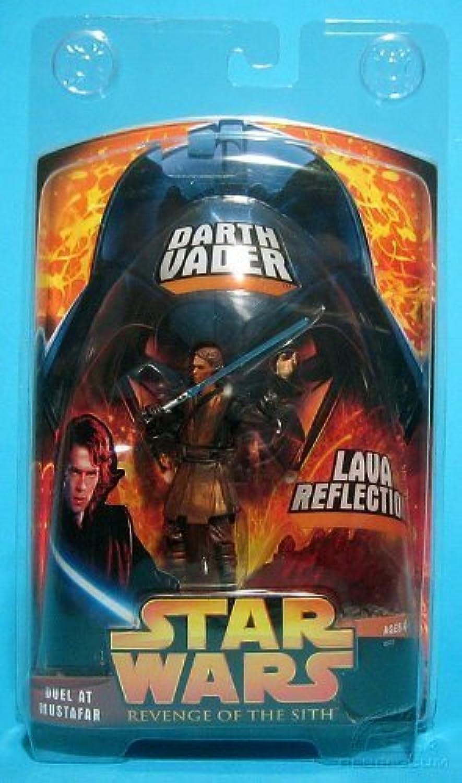 Hasbro Star Wars Revenge Of The Sith  Lava Reflection Darth Vader (Anakin Skywalker) Duel At Mustafar  Target Exclusive