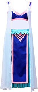 Custom Made Anime One Piece Nefertari Vivi Cosplay Costume