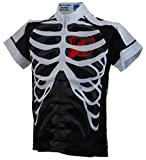 Rocky Mountain Rags Children's Ribcage Cycling Jersey (Medium/Age 6-8)