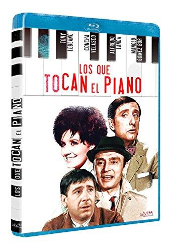 Los que tocan el piano Blu-ray