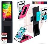 Hülle für Ulefone BE X Tasche Cover Case Bumper | Pink |