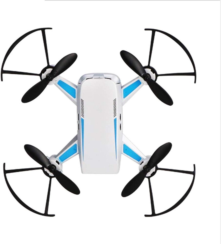 YFQH Drohne,Ferngesteuerte Schwerkraftinduktion Mit Festem überschlagwiderstand Ohne Kopf, Vierachsige Flugzeuge, 2,4grcKinder,White